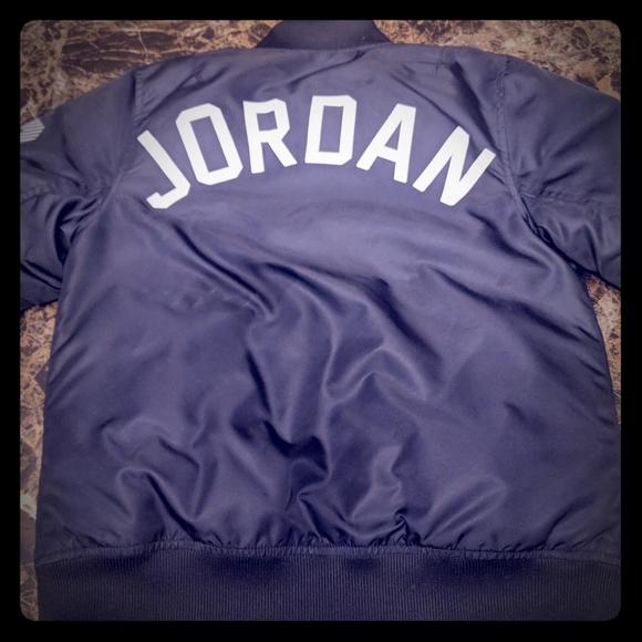 Jordan Other - Boys Black Jordan Jacket